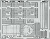 481024 Eduard 1/48 Фототравление для Do 217J-1/2 экстерьер