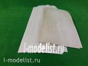 5114 Sbmodel 0.6 mm Veneer, birch, 30 g