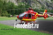 04986 Revell 1/72 Airbus Helicopters EC135 AIR-GLACIERS