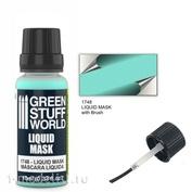 1748 Green Stuff World Жидкая маска 10 мл / Liquid Mask