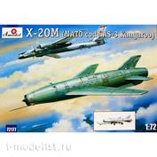 1/72 Amodel 72177 X-20M (NATO code As-3 Kangaroo)