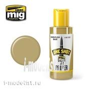 AMIG2027 Ammo Mig ONE SHOT PRIMER - SAND FLESH (self-Leveling sand-colored primer))