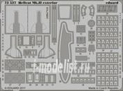 72527 Eduard 1/72 Фототравление для Hellcat Mk.II exterior