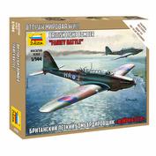 Zvezda 1/144 Scales 6218 British light bomber