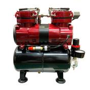 1226 JAS Компрессор 1226, с регулятором давления, автоматика, два режима работы, ресивер, два цилиндра