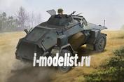 83811 HobbyBoss 1/35 German Sd.Kfz.221 Leichter Panzerspahwagen (1st Series)
