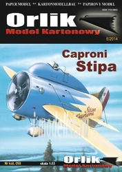 OR6 Orlik 1/33 Caproni Stipa