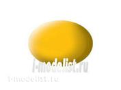 36115 Revell Aqua - yellow matte paint