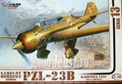 481305 Mirage Hobby 1/48 PZL-23B 1939 Campaign - KARAS