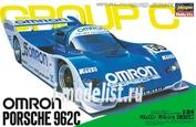 20280 Hasegawa 1/24 Omron Porsche 962C