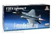 2506 Italeri 1/32 Военный самолет Lockheed F-35A Lighting II