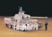 31109 Hasegawa 1/72 Средний танк Pz.Kpfw V Panther ausf.G