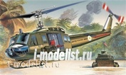 1247 Italeri 1/72 Вертолет UH-1D Slick