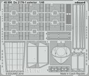 48998 Eduard 1/48 Фототравление для Do 217N-1 экстерьер