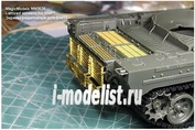 MM3536 Magic Model 1/35 Экраны решетчатые для БМПТ