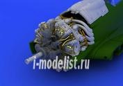672082 Eduard 1/72 Набор дополнений Fw 190A-8 engine