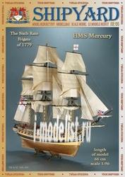 S006 Shipyard 1/96 HMS Mercury