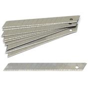 4059 Jas Лезвия к ножу выдвижному 9 мм, 10 штук