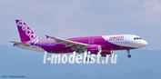 10741 Hasegawa 1/200 Peach Aviation Airbus A320
