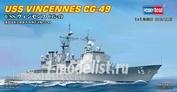 82502 HobbyBoss 1/1250 USS Vincennes CG - 49