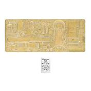 072265 Микродизайн 1/72 Набор фототравления Cу-2 интерьер (ICM)