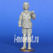 Mcf35164 MasterClub 1/35 Soviet soldiers, the driver of the BTR-70. Afghanistan