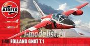 5123 Airfix 1/48 Folland Gnat