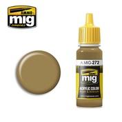 AMIG0272 Ammo Mig Краска акриловая GIALLO MIMETICO 4 (тёмно-песочный)