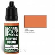 1826 Green Stuff World Акриловая краска цвет