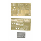 035389 Microdesign 1/35 Photo Etching kit for K-4386