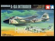 61606 Tamiya 1/100 Grumman A-6A Intruder