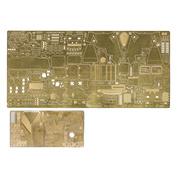 035377 Микродизайн 1/35 Набор фототравления на БТР-80 от Звезды.