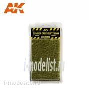 AK8120 AK Interactive Пучки летней зелёной травы, 6 мм