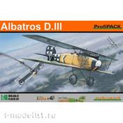 8097 Eduard 1/48 Albatros D. III Biplane