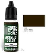 1833 Green Stuff World Акриловая краска цвет