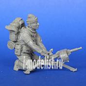 Mcf35111 MasterClub 1/35 Советский солдат с автоматический гранатометом Агс-17