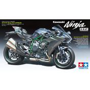 14136 Tamiya 1/12 Kawasaki Ninja H2 Carbon Motorcycle