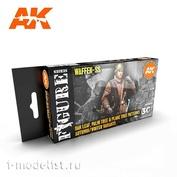 AK11625 AK Interactive Набор красок