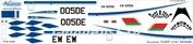 I76-008 Ascensio 1/144 Декаль на самолет Ильшин Ил-76ТД (EW-005DE))