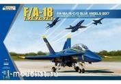 K48073 Kinetic 1/48 F/A-18A/B/C/D Blue Angels 2017