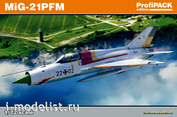70144 Eduard 1/72 MiG-21PFM