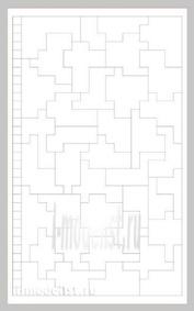 62901 ZIPMaket Пиксельный камуфляж 4 мм
