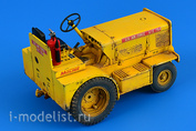 320 104 Aires 1/32 Minneapolis-Moline MT-40 Tow Tractor (USAF, US ARMY, CIV.)