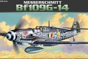 12256 Academy 1/48 Самолет Bf109G-14