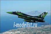 2694 Italeri 1/48 F-16A / ADV Special Colors