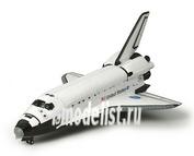 60402 Tamiya 1/100 Космический корабль Atlantis с 2-мя астронавтами и открывающимся загрузочным модулем