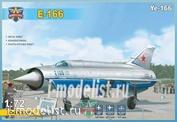 72032 ModelSvit 1/72 Самолет Е-166