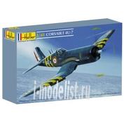 80415 Heller 1/48 Самолет Corsair F4 U7