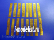 072201 Микродизайн 1/72 Аэродромное покрытие К1Д (65 плит в наборе)