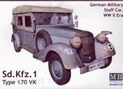 3530 MasterBox 1/35 Sd.Kfz.1 Type 170VK
